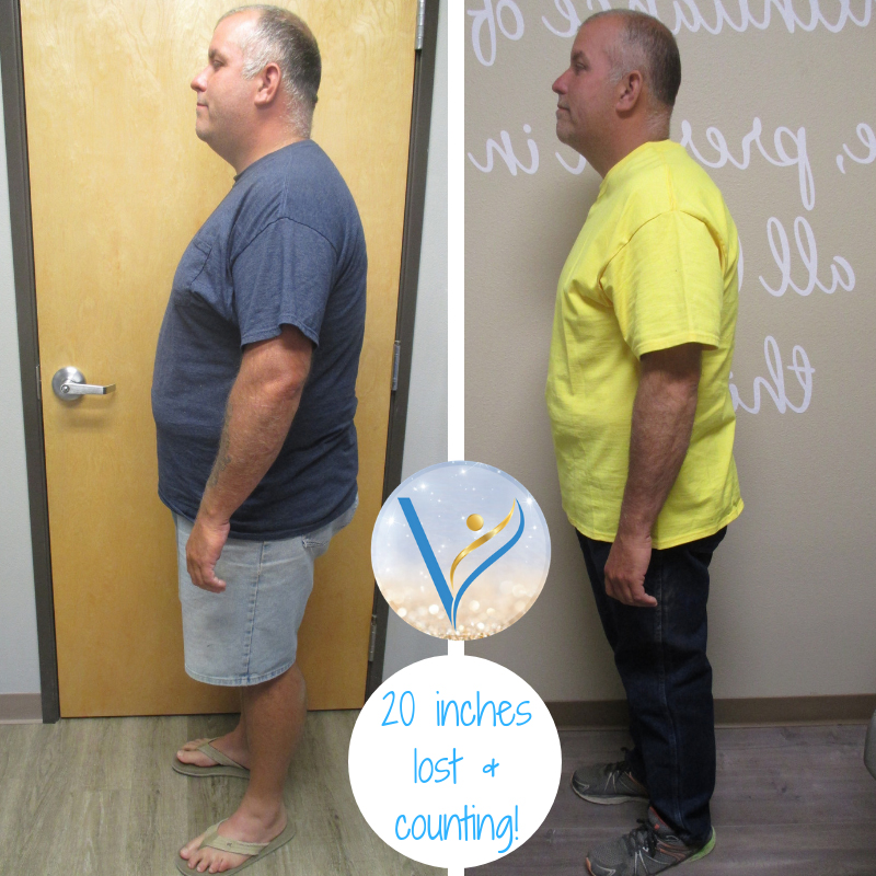 Vitality Wellness Center Before & After