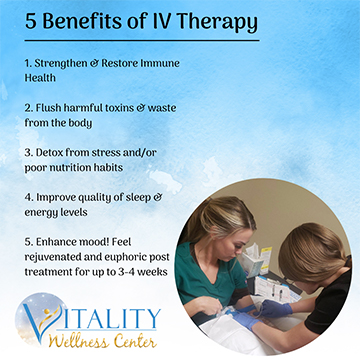 Medical Weight Loss Meridian ID 5 Benefits of IV Therapy